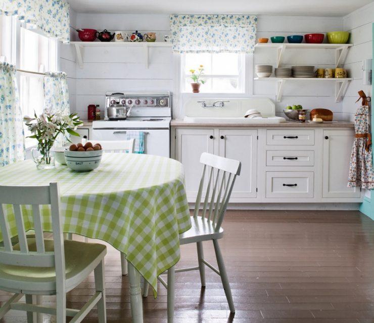 кантри мебель кухня