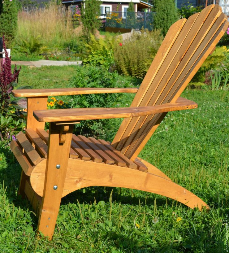кресло для сада