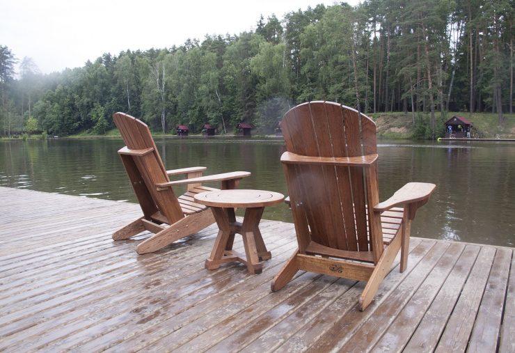 кресло сад