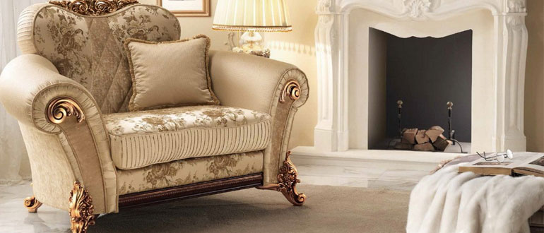 каминное-кресло