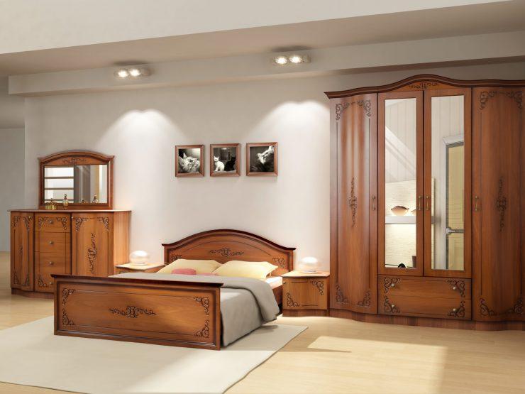 модуль спальня