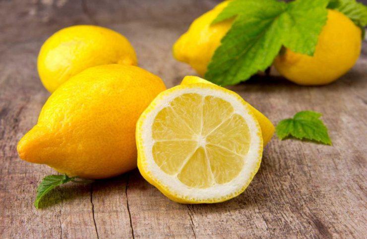 лимон от жира