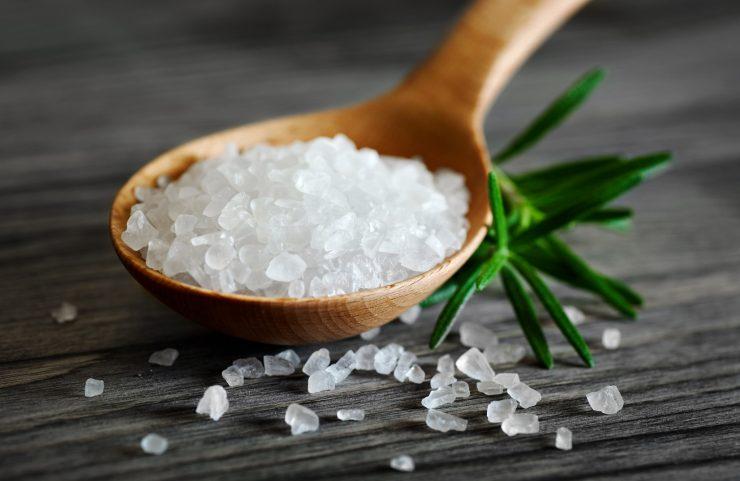 соль жир кухня