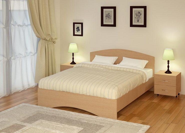 кровать собрать дсп
