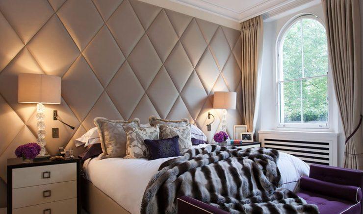 панель спальня