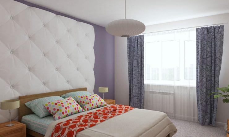 панель в спальню