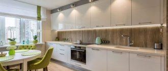 дизайн-прямой-кухни
