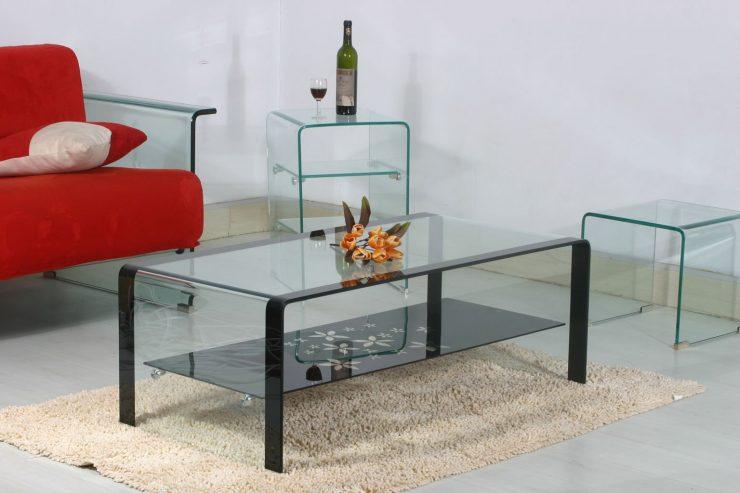 стекло мебель