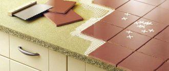 столешница-из-керамической-плитки
